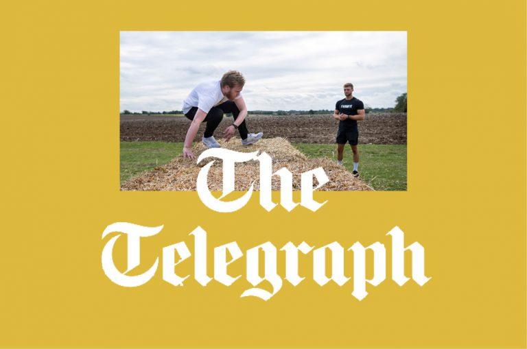 Farm Fitness The Telegraph Press Story