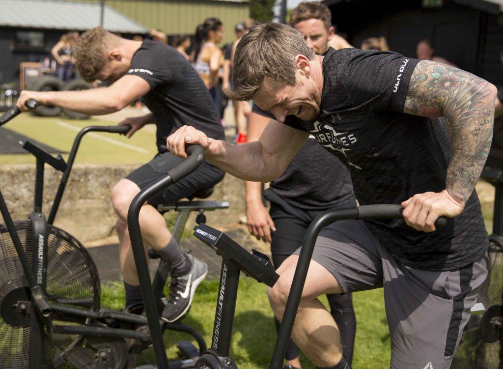 BLITZ Class at Farm Fitness