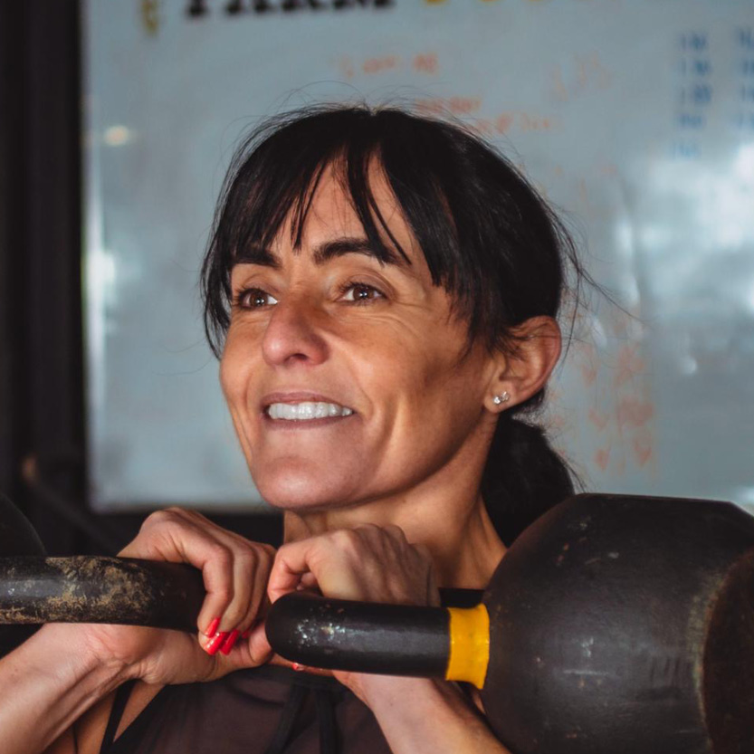 Clare Shepherd from Farm Fitness