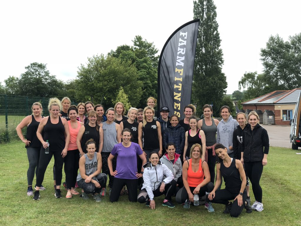 events at farm fitness