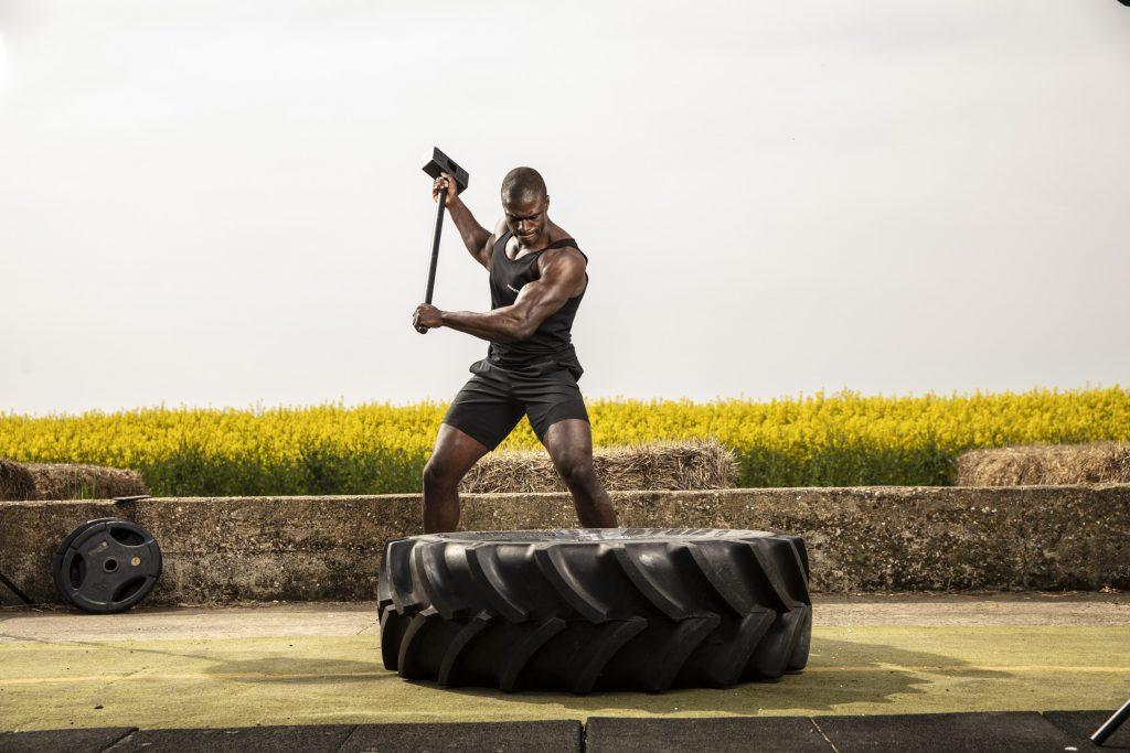 Farm Fitness Marketing Material