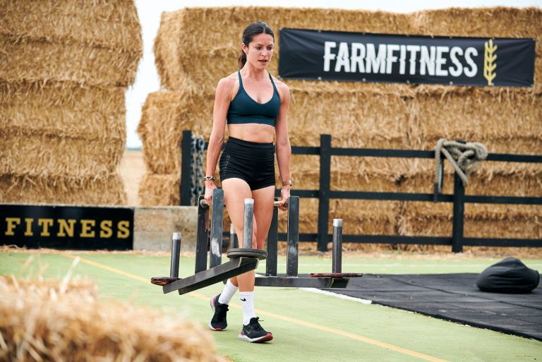 Berry People x Farm Fitness