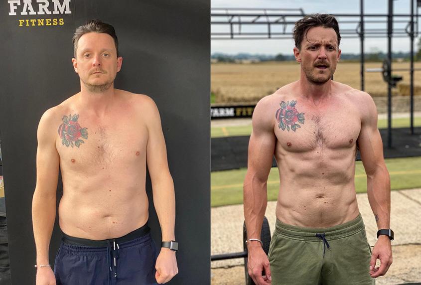 Farm Fitness Results